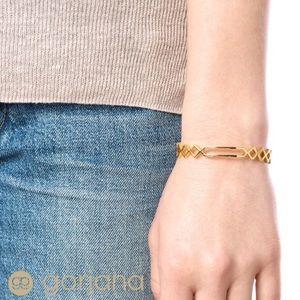 Gorjana Sia Geometric Cuff Bracelet